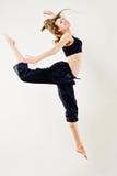 Gimnastyki zdjęcia royalty free