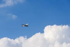 GIMPO, COREIA - 13 DE SETEMBRO DE 2014: Avião do ar de EASTAR perto de t Foto de Stock