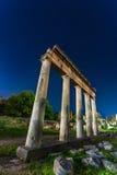 Ginásio Hellenistic, ilha de Kos, Dodecanese, Grécia Fotografia de Stock Royalty Free