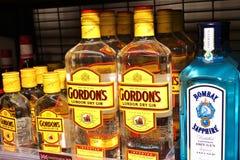 gin Arkivfoto