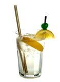 Gin e tonico Fotografia Stock
