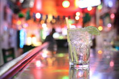 Gin and tonic Royalty Free Stock Images