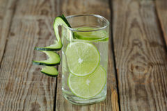 Gin tonic Stock Image