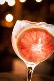 Gin Tonic fotografia de stock