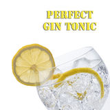 Gin and tonic Royalty Free Stock Image