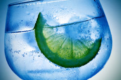 Gin and tonic Stock Photography