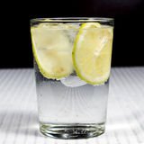 Gin and tonic cocktail Royalty Free Stock Photos