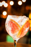 Gin Tonic Royalty Free Stock Photography