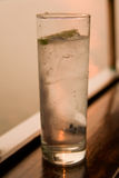 Gin and tonic drink Stock Photos