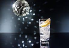 Gin Tonic ou Tom Collins foto de stock royalty free