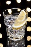 Gin Tonic or Tom Collins Stock Image