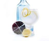 Gin & tonico pieni Fotografia Stock
