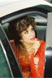 Gina Lollobrigida Stock Image