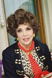 Gina Lollobrigida stock photography