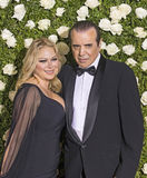 Gina Ranaudo and Chazz Palminteri Royalty Free Stock Image