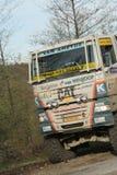 ginaf wiecu ciężarówka Zdjęcie Royalty Free