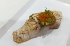 Gindara sushi Royaltyfria Bilder