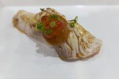 Gindara sushi Fotografering för Bildbyråer