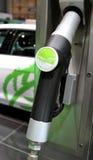 Estación de Biogass Foto de archivo libre de regalías