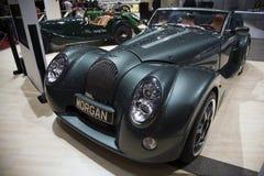 Ginebra Motorshow 2009 - Morgan aero- Imágenes de archivo libres de regalías