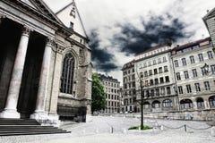 Ginebra, Suiza fotografía de archivo