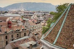 Ginebra, Suiza Imagen de archivo