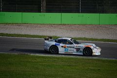 Ginetta G50 Cup racing at Monza Stock Photography