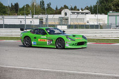 Ginetta G50  GT4 RACE CAR Royalty Free Stock Photos