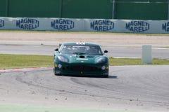 Ginetta G50 GT4 RACERBIL Royaltyfria Bilder