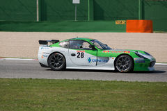 Ginetta G50  PRO GT4 RACE CAR Stock Photo