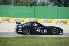 Ginetta G50 PRO-RACERBIL GT4 Arkivbild