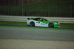 Ginetta G50 PRO-RACERBIL GT4 Royaltyfria Bilder