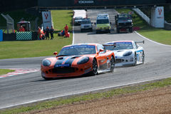 Ginetta G50 Cup Great Britain, Brands Hatch 2009 Royalty Free Stock Image