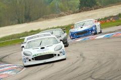 Ginetta sports cars Stock Photo