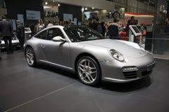 Ginevra Motorshow - Porsche Targa Fotografia Stock