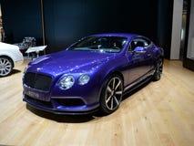 Bentley GT Fotografia Stock Libera da Diritti