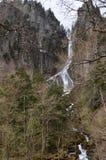 Ginga siklawy Daisetsuzan park narodowy Fotografia Royalty Free