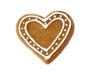 Gingebread cookie Stock Photography
