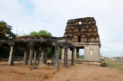 Gingee Fort Royalty Free Stock Images