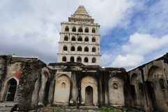 Gingee Fort Royalty Free Stock Photography