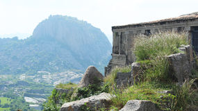 Gingee Fort hill Stock Photos