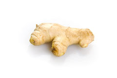 Ginger. Produce from China, red pepper Royalty Free Stock Image