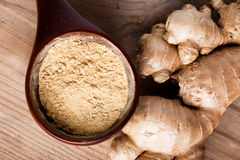 Ginger Stock Photography