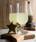 Ginger ale casalingo Immagini Stock