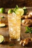 Ginger Beer de oro de restauración foto de archivo libre de regalías