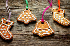 Ginger biscuit Royalty Free Stock Image