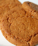 Ginger Biscuits Royalty Free Stock Images