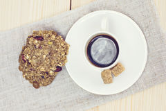 Ginger biscuits Royalty Free Stock Photography