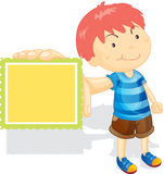 Ginger boy Royalty Free Stock Photography