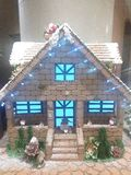 Ginger Bread House fotografia de stock